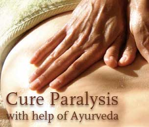 Cure Paralysis with help of Ayurveda