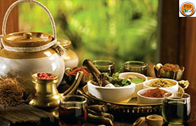 Ayurveda-herbology